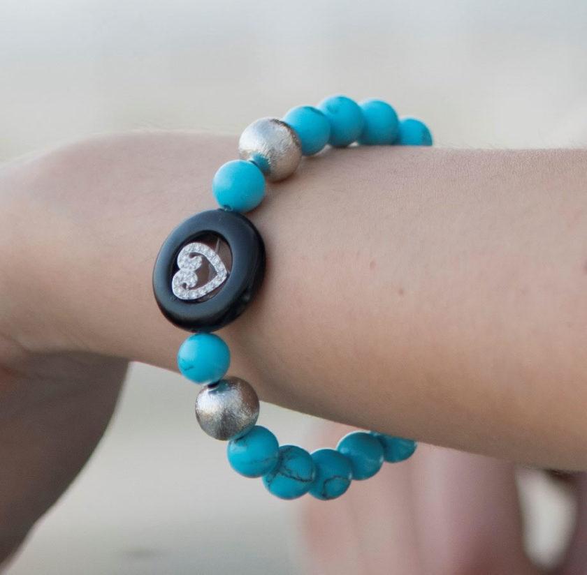 Bracelet Romancia chic pour femme , bijouterie en ligne Tunisie