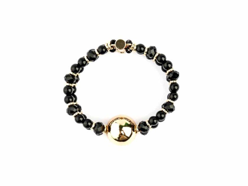 Bracelet Tilia Noir pour femmes Chic