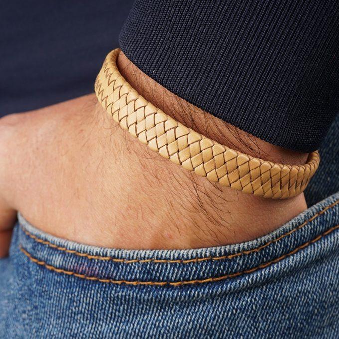 Bracelet pour Homme idées cadeaux Habiba