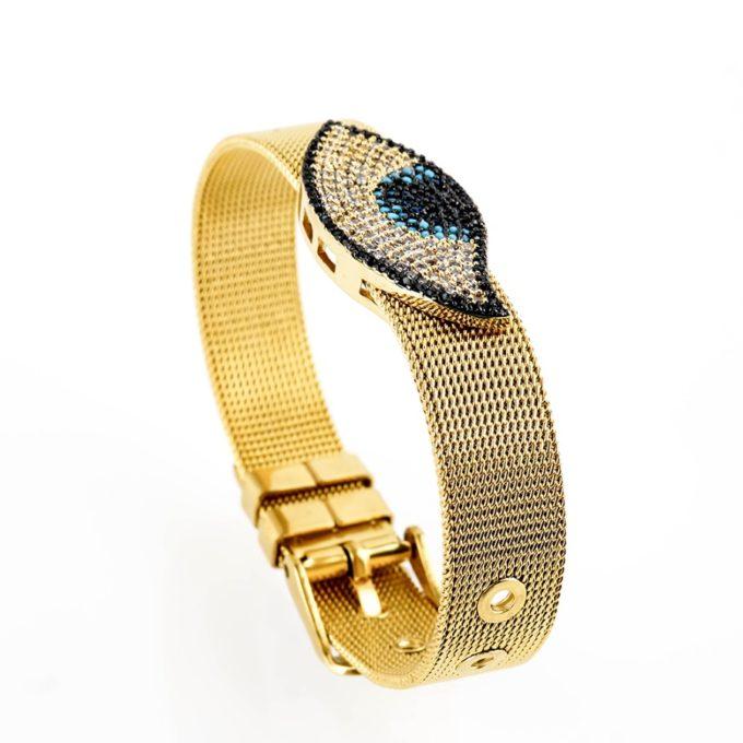 Bracelet Animalia femme Oeil