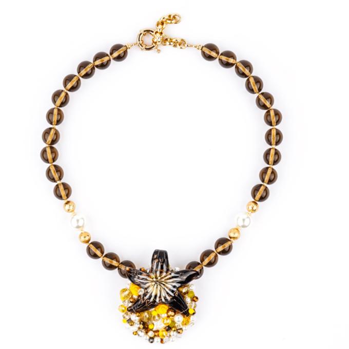 Bijoux artisanaux collier Tunisie