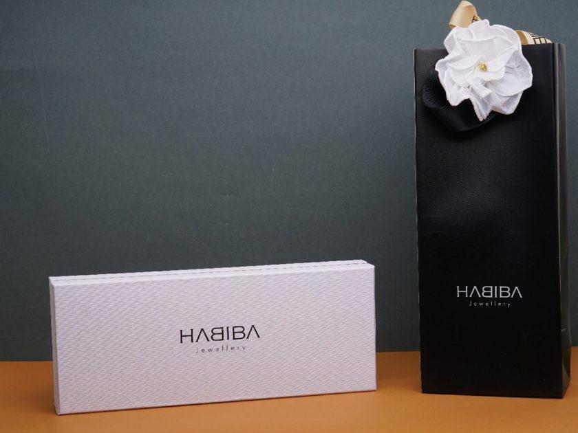 Coffret Cadeaux Habiba emballage