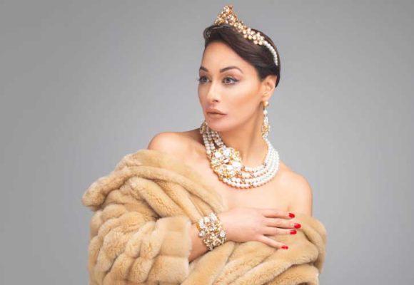 Mannequin Pièces uniques , bijoux défilés Habiba