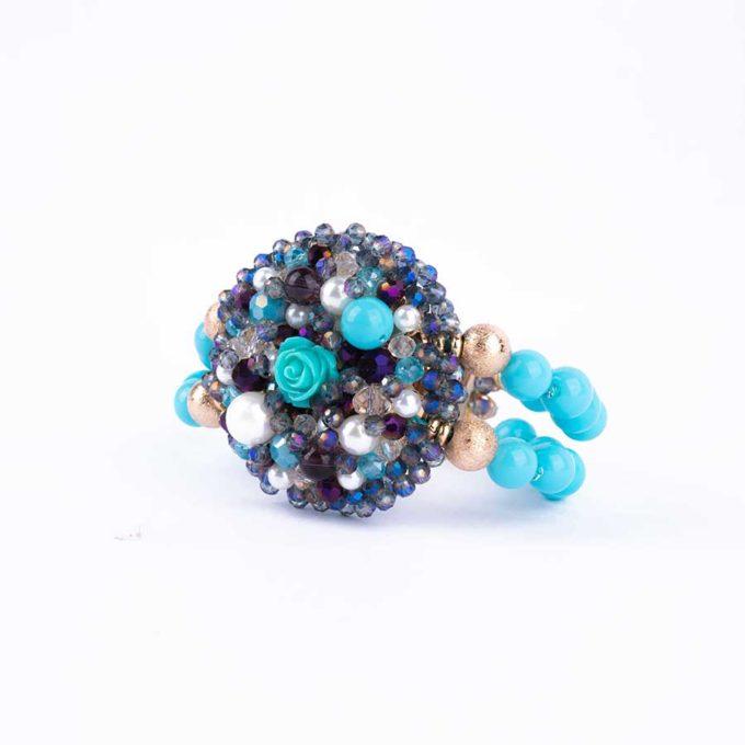 Bracelet Dahlia bijoux de luxe Tunisie