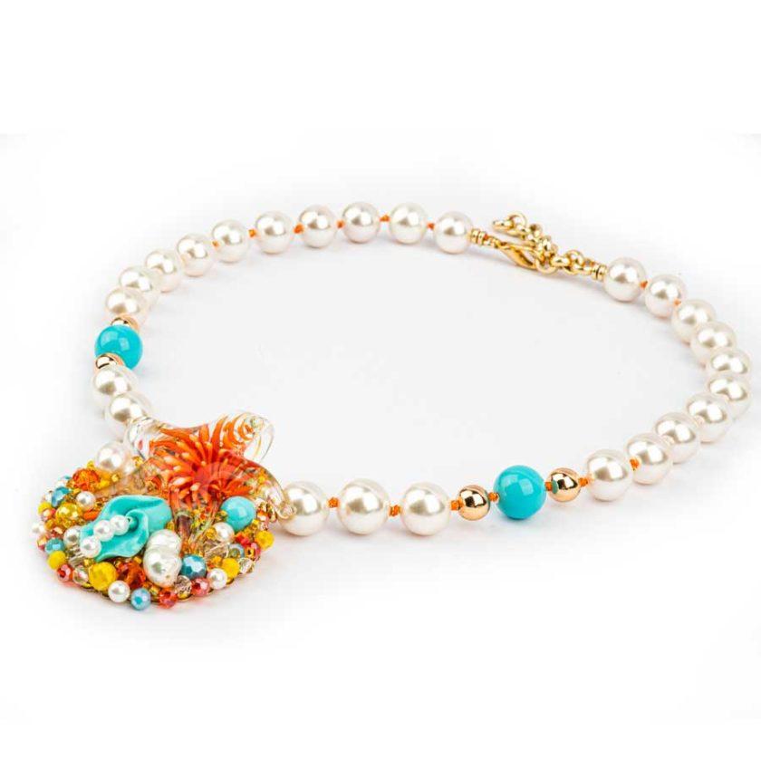 Collier etoile-de-mere-corail-turquoise.jpg012