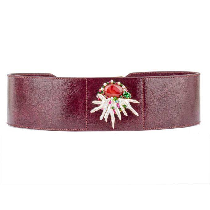 ceinture-pour-femme-en-cuir.jpg-violet b broderie
